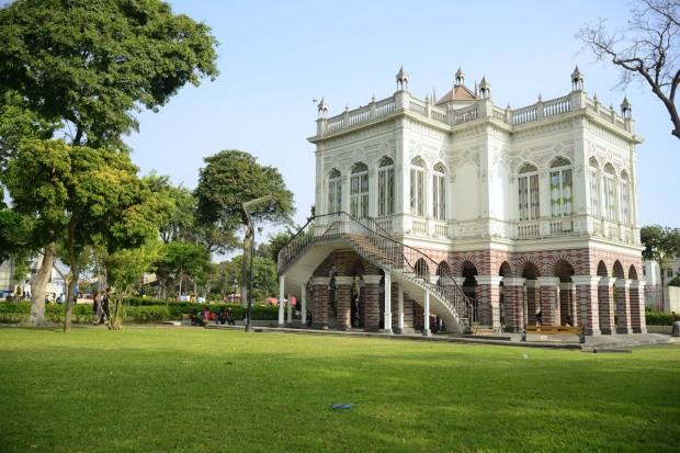 Parques Metropolitanos Serpar Servicio De Parques De Lima