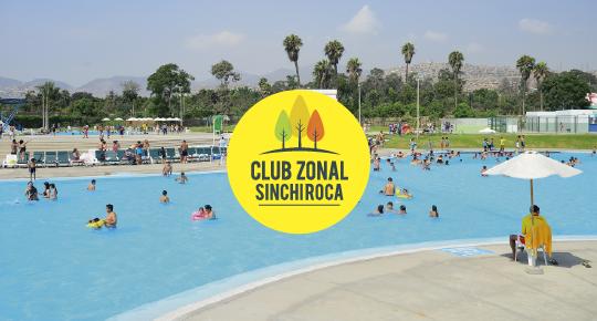 Club Zonal Sinchi Roca Serpar Servicio De Parques De Lima