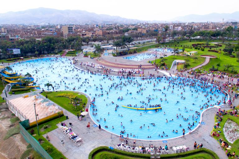 Más de un millón de personas han visitado los clubes zonales y parques metropolitanos