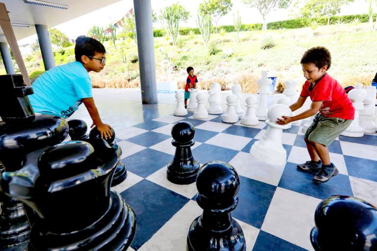 Día Internacional del Juego: Celebra con actividades recreativas en los clubes zonales
