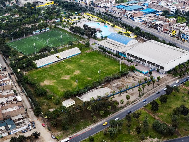 Club Zonal Lloque Yupanqui