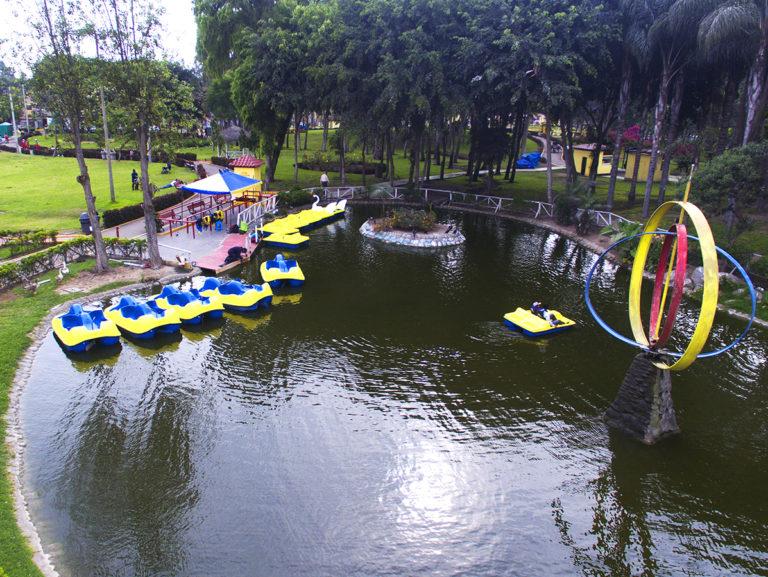 Parque Los Anillos