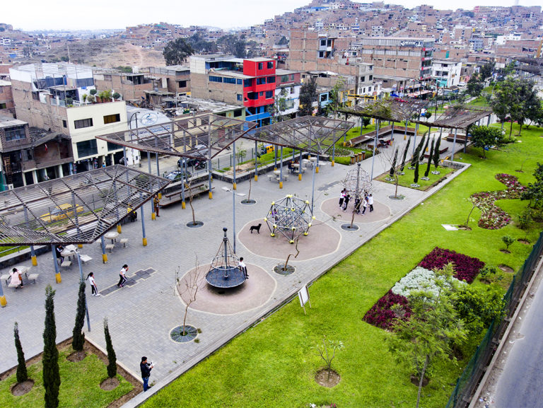 Parque Alameda Salvador Allende