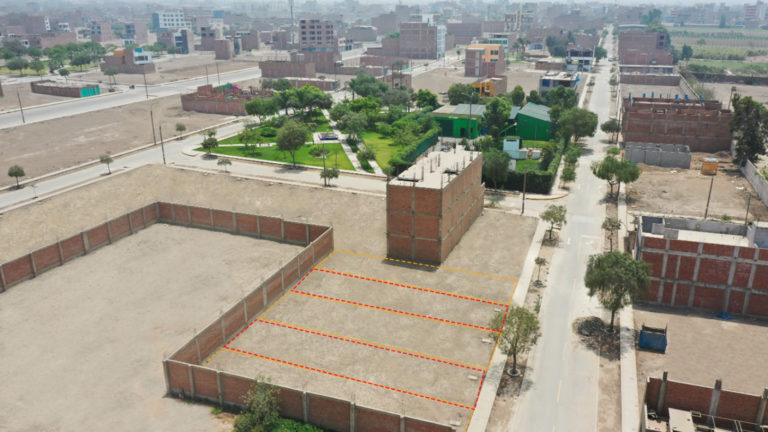 Se subastarán 50 terrenos urbanos en cuatro distritos