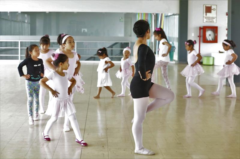 Escuela cultural de ballet