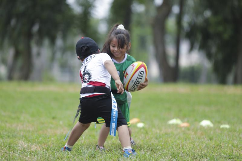 Escuela deportiva de rugby