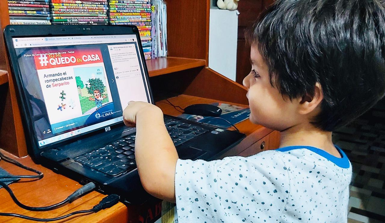 Entretenimiento para los niños-