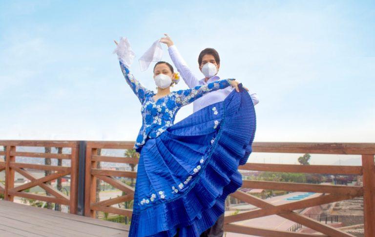 Concurso virtual de marinera limeña por Aniversario 486 de Lima