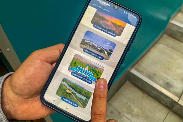 Clubes zonales en App Entradas Lima