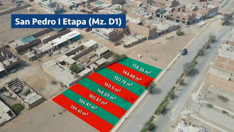 ¡Atención! Serpar subastará 25 terrenos en Carabayllo
